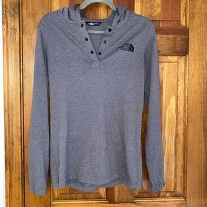 Long Sleeve North Face Shirt